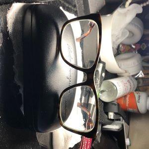 Ferragamo eyewear frame for prescription lenses